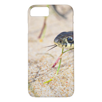 Snake Flicking Its Tongue iPhone 8/7 Case