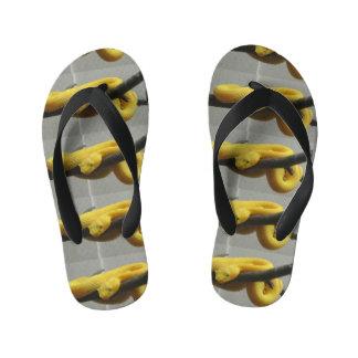 Snake Flip Flops
