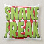 Snake Freak G Pillow