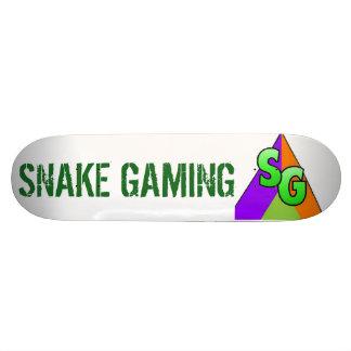 Snake Gaming Deck