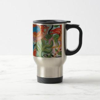 Snake Garden Travel Mug