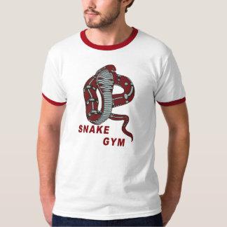 Snake Gym ringer Shirts
