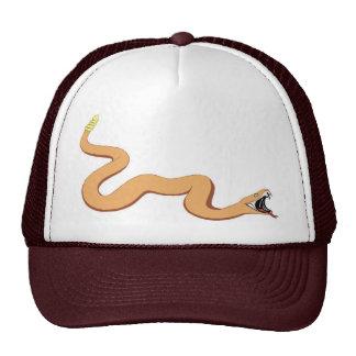 SNAKE TRUCKER HAT