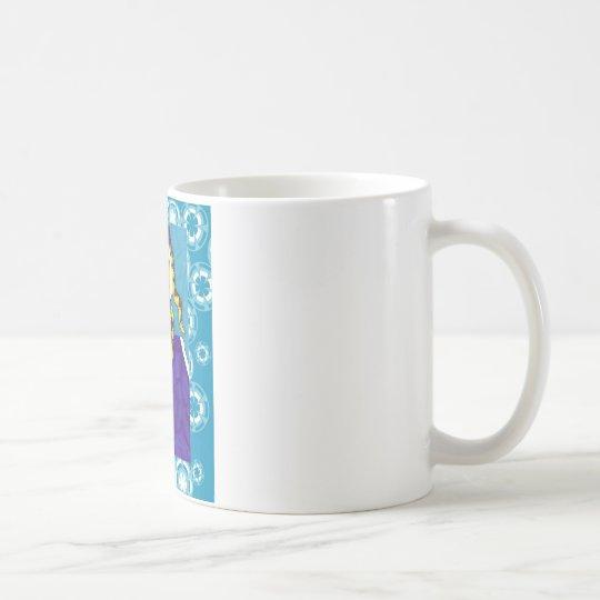 Snake Head Skeleton Coffee Mug