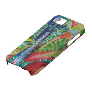 Snake in the garden iPhone SE/5/5s case