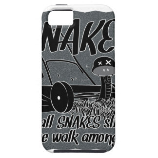 Snake in the Grass iPhone SE/5/5s Case