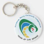 Snake Keys Key Chains