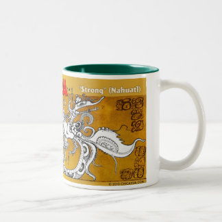 """""""Snake Lady Brings Forth The Serpent"""" Mugs"""