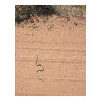Snake Letterhead
