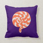 Snake looks like a lollipop pillow