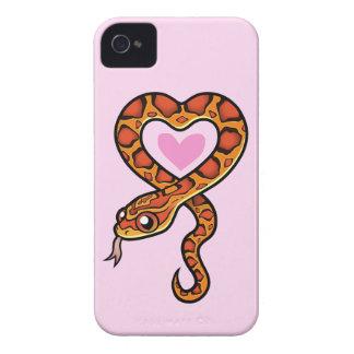 Snake Love iPhone 4 Case