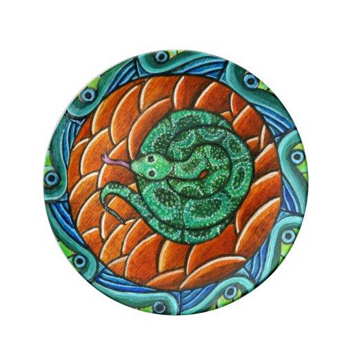 wagga snake mandala - photo#19