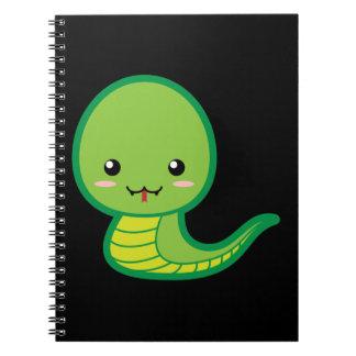 Snake Spiral Note Books