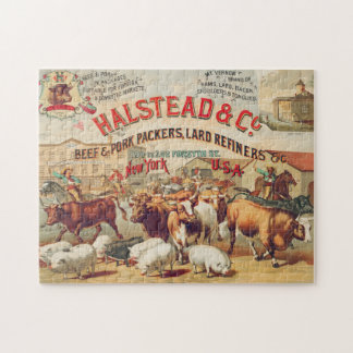 Snake Oil and Old Ads 6 Jigsaw Puzzle