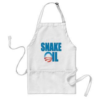 Snake Oil (Obama) Adult Apron