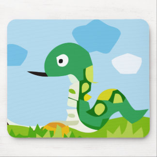 snake pads mouse pad