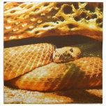 Snake Printed Napkins