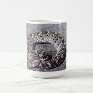 snake puff adder knp coffee mug