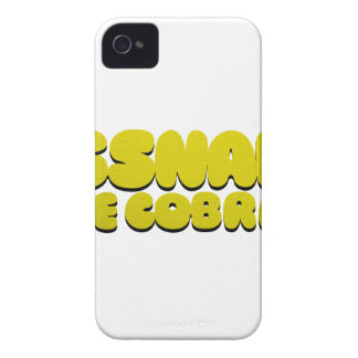 SNAKE RECEIVES TO HIM iPhone 4 COVER