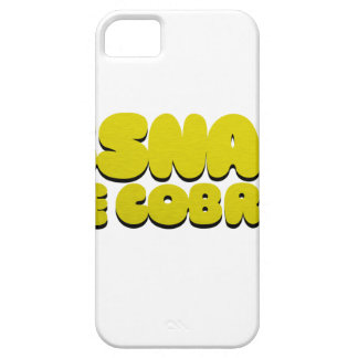 SNAKE RECEIVES TO HIM iPhone SE/5/5s CASE