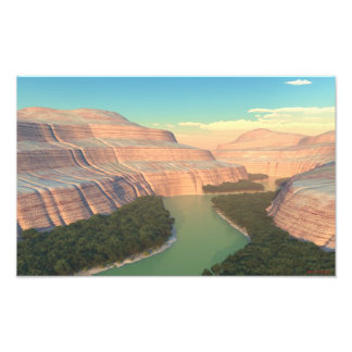 Snake River Canyon Photoprint Photo Print