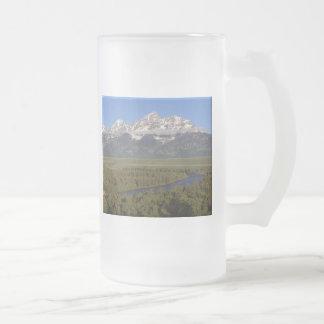 Snake River Grand Tetons Coffee Mug