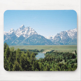 Snake River Overlook Mouse Pad