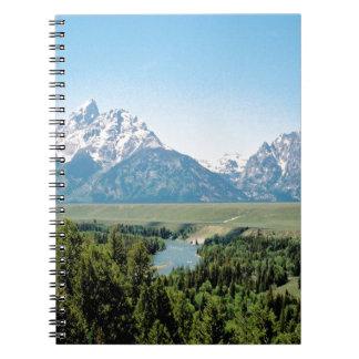 Snake River Overlook Notebook