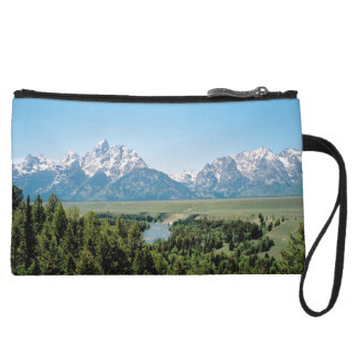 Snake River Overlook Wristlet Wallet