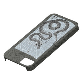 Snake/Serpent Sumi-e iPhone SE/5/5s Case