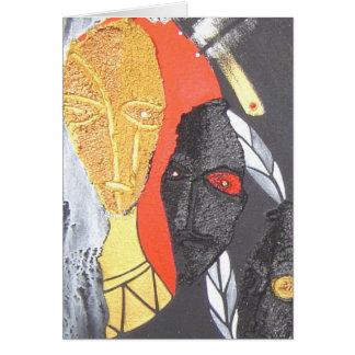 snake shaman card