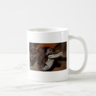 Snake sketch coffee mug