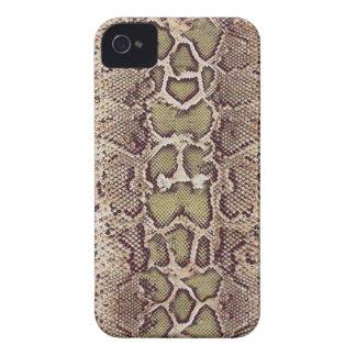 Snake Skin Blackberry Bold Case