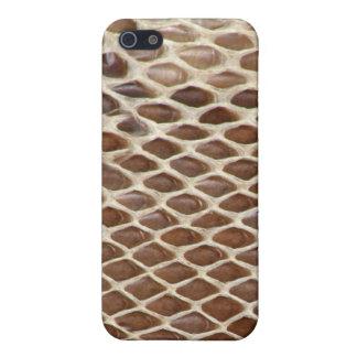 Snake Skin Boa3 iPhone 5 Covers