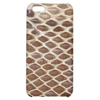Snake Skin Boa3 iPhone 5C Cover