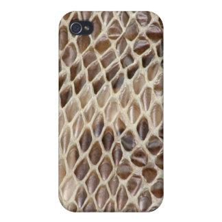 Snake Skin Boa iPhone 4 Case
