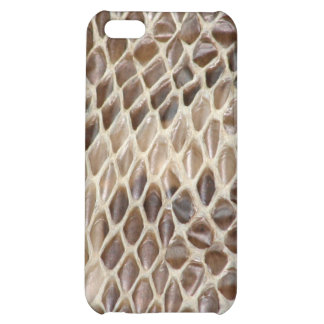 Snake Skin Boa iPhone 5C Cover