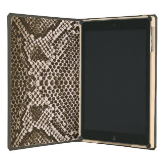 Snake skin iPad air covers