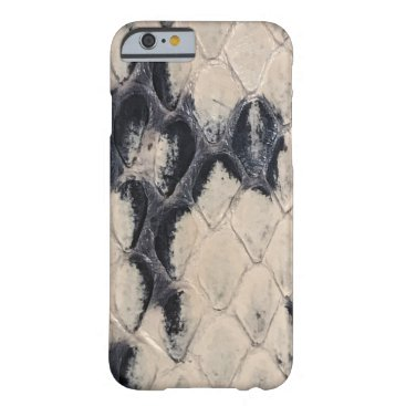 Snake Skin Barely There iPhone 6 Case