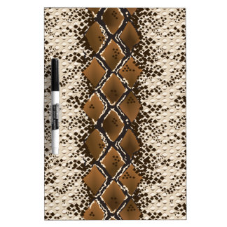 Snake Skin Dry-Erase Whiteboards