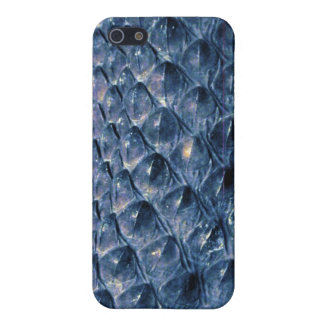 Snake-skin effect Reptile-Style iPhone 4 Case
