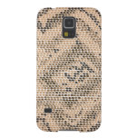 snake skin galaxy s5 cover