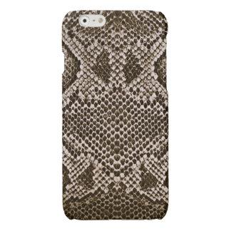 Snake skin glossy iPhone 6 case