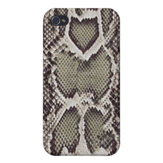 Snake Skin iPhone 4 Case