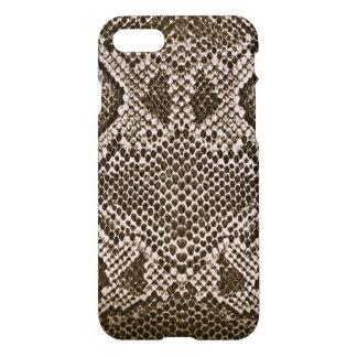 Snake skin iPhone 7 case