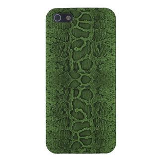 Snake skin! iPhone SE/5/5s cover