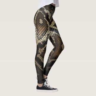 Snake Skin Leggings