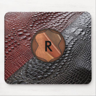 Snake skin looking Mouse Pad