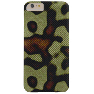 Snake-skin Scales Camouflage Nature Pattern Barely There iPhone 6 Plus Case