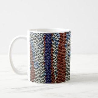 Snake Skin Stripe Mug